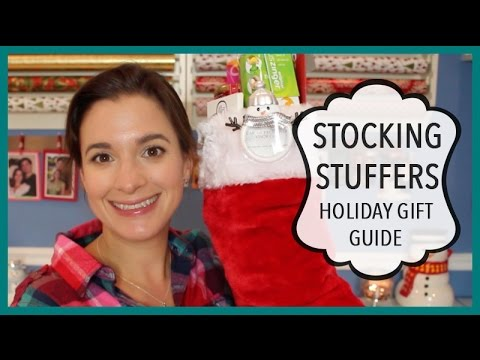 Stocking Stuffers: Holiday Gift Guide 2014