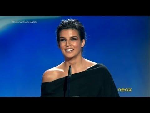 Neox Fan Awards - Clara Lago, mejor prota de cine