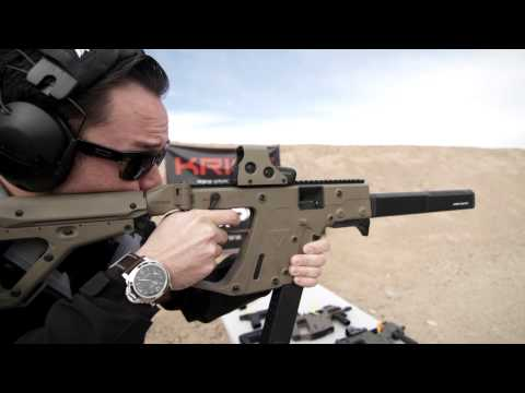 5.11 Media at SHOT Show 2015 with Kriss