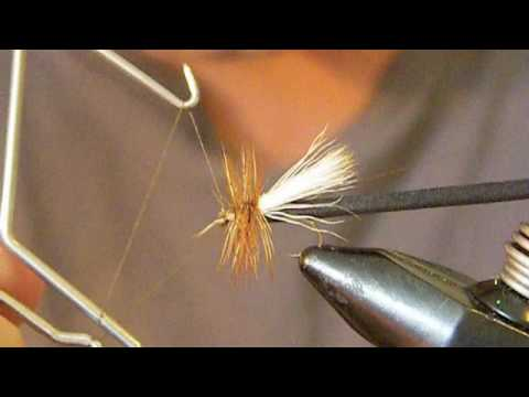 Scotts Virtual Fly Tying - Putenbaugh Foam Caddis