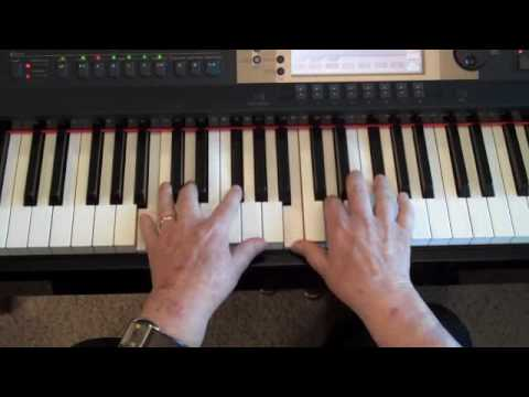 Piano scales - Relative major and minor keys & scales