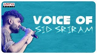 Voice of Sid Sriram 🎤 Songs Jukebox 🎧 - ADITYAMUSIC