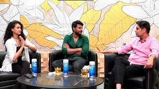 Hero Sundeep Kishan Chit Chat with Operation Gold Fish Heroine & Director - TFPC