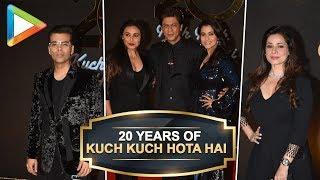 Kuch Kuch Hota Hai celebrates 20 Years | Karan Johar | SRK | Kajol | Rani | Part 3 - HUNGAMA