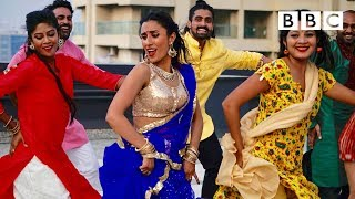 Anita Rani learns to perform like a Bollywood Star - BBC - BBC