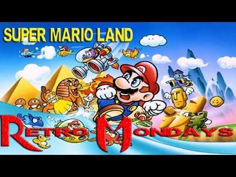 Retro Mondays - Super Mario Land (GB/3DS) Review