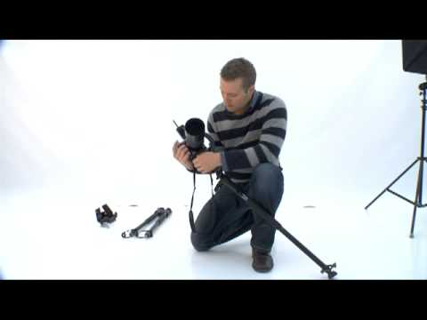 Yuri's Favorite Photography Gadget: The Manfrotto Monopod
