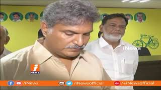 YCP MPs Using Resignations To Clear YS Jagan Cases | Kesineni Nani | iNews - INEWS
