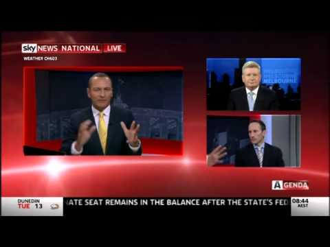Sky News AM Agenda - 7 March 2014