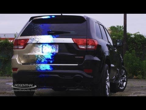 2012 Jeep Grand Cherokee SRT8 Test Drive & Review
