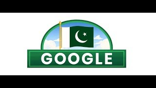 Google celebrates Pakistan Independence Day through doodle - TIMESOFINDIACHANNEL
