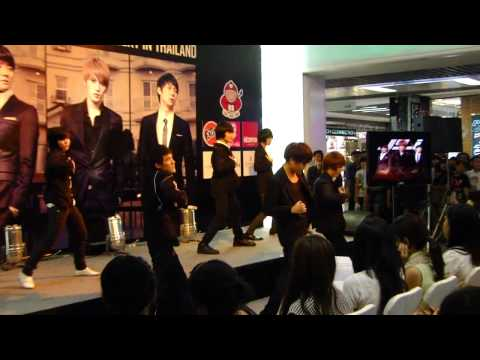 Eternal Rhythm [cover::JYJ]:: Empty in 1 st press conference