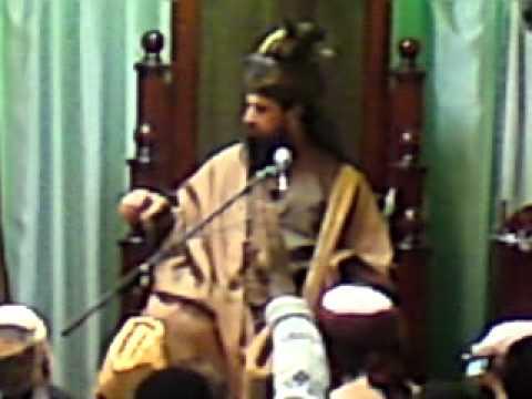 last deedar QIBLA MUFTI GHULAM RASOOL SAAB PART 1