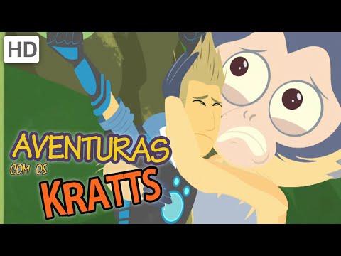 Aventuras com os Kratts (HD Português) - Insetos Ou Macacos?