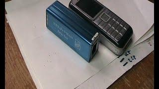 Ремонт сотового телефона\маленький ремонт Нокия 6070.