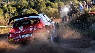 2017 Rally Argentina trailer by Citroën Racing