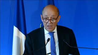19 Jun, 2018: French President Macron meets Indian foreign minister in Paris - ANIINDIAFILE