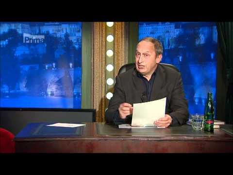 Show Jana Krause - výmluvy roku; výmluvy politiků