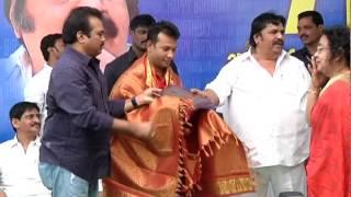 Dasari Narayana Rao Birthday celebrations 2015 video - IDLEBRAINLIVE