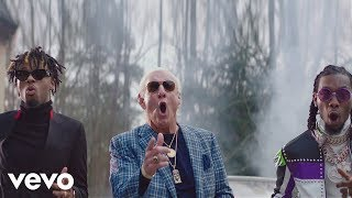 21 Savage, Offset & Metro Boomin - Ric Flair Drip (Official Video) ( 2018 )