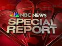 NBC Special Report Intro