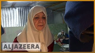 🇸🇾 Harsh winter takes deadly toll on Syrian refugees l Al Jazeera English - ALJAZEERAENGLISH