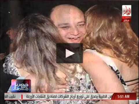 مرتضى منصور يعرض صور فاضحة لـ عمرو اديب
