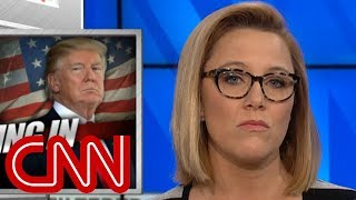SE Cupp: The walls are closing in on Trump - CNN