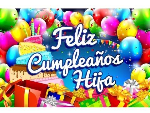 Feliz Cumpleaños Hija – Frases para un Cumpleaños Gratis | Etiquetate.net