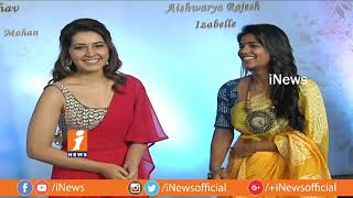 Vijay Deverakonda New Movie Opening Ceremony | Rashi Khanna | Aishwarya Rajesh | KS Ramarao | iNews - INEWS