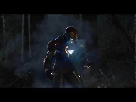 Marvel's The Avengers - Iron Man and Thor Face-off clip - Official | HD