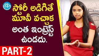 Boy Movie Actors Tulya Jyothi, Lakshya Sinha & Sahiti Interview Part #2 || Talking Movie With iDream - IDREAMMOVIES