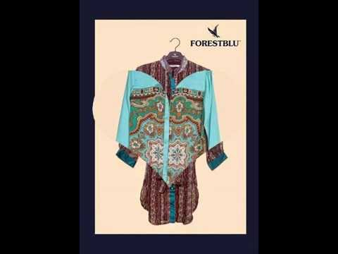 Latest stylish & Trendy Western Dresses Collection 2014 For Girls by Forestblu