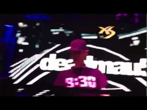 Deadmau5 XS Las Vegas The Veldt Feat. Chris James LIVE 5/6/12