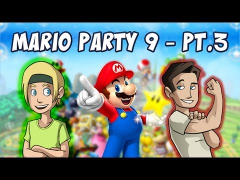 Mario Party 9 w/ Strippin &amp; Sparkles* - Part 3