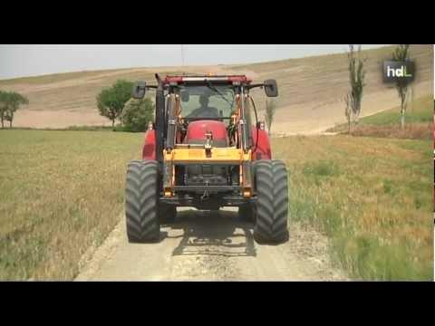 HDL: Un invento cordobés previene el vuelco de tractores, primera causa de muerte en el campo