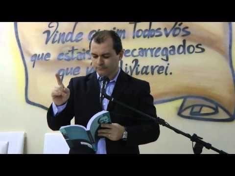 Dom de Curar - Dai de Graça - Eventos Espíritas Pagos - Evangelho Cap. 26 - Nazareno Feitosa