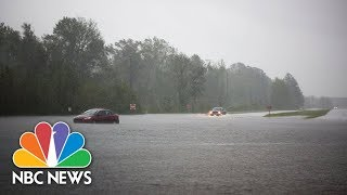 N.C. Gov. Roy Cooper gives update on Tropical Storm Florence - NBCNEWS