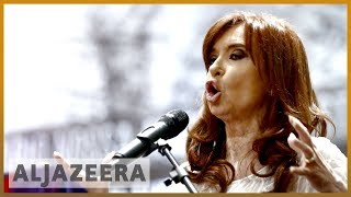 🇦🇷 Argentina ex-President Kirchner hit with more corruption charges | Al Jazeera English - ALJAZEERAENGLISH