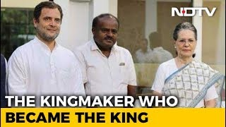 After Bad Starter Marriage, Congress And HD Kumaraswamy Give It Another Shot - NDTV