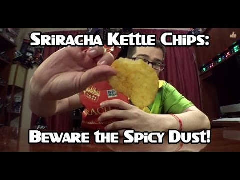 Sriracha Kettle Chips Review