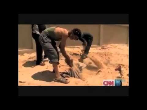 HUMAN TRAFFICKING IN SINAI DESERT