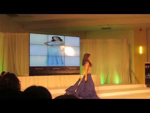 PASARELA EN TRAJE DE GALA - MISS TEEN UNIVERSE 2014 PRELIMINAR - PANAMA