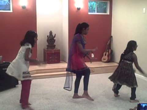 Namita's dance performance at Summer Camp 2012
