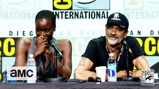 The Walking Dead: 'Negan's Colorful Vocabulary' Comic-Con 2017 Panel - AMC