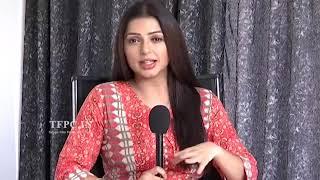 Actress Bhumika Chawla Byte About U Turn | TFPC - TFPC