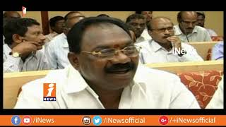 Cadre Dilemma Over Internal Conflicts Between Leaders in Kovur TDP | Loguttu | iNews - INEWS