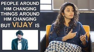 Actress Malavika Nair Superb Words About Vijay Devarakonda | Taxiwala | TFPC - TFPC