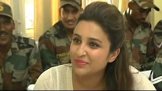 Parineeti has a nick name not many knew, at least till this army man brought it up - NDTV