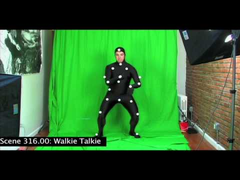 G-Force: Behind the Scenes (Motion Capture 3-D)